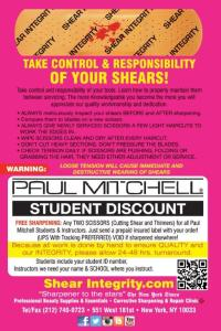 Newest Paul Mitchell FREE PINK